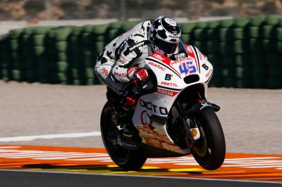 Redding: 'Il feeling cresce run dopo run'