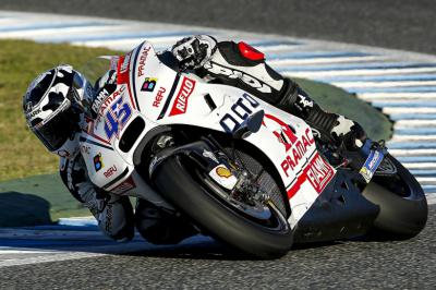 Redding: 'We were able to lower the lap time'