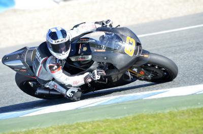 Di Meglio dresse un bilan positif du test à Jerez