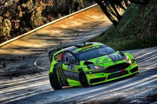 Rossi remporte le Rallye de Monza 2015