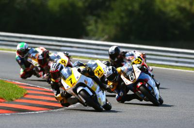 ADAC launches new motorcycle racing series