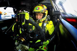 Valentino Rossi, Rally Monza