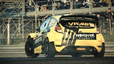 Rossi gewinnt Rallye Monza 2015