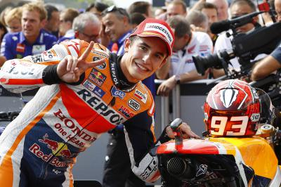 Marquez Blog: Another year gone by, thanks!