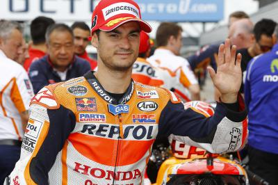 Pedrosa Blog: See you next year!