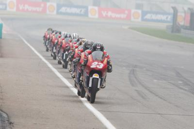 2016 Shell Advance Asia Talent Cup Calendar Announced