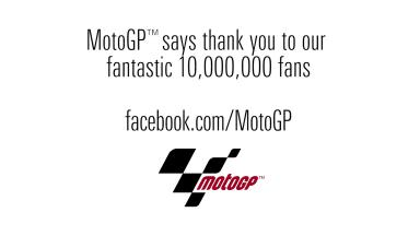 Celebrating 10 million MotoGP™ fans