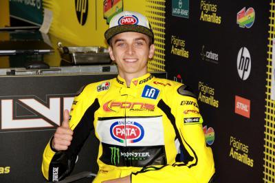 フォワード・レーシング、マリーニの起用を発表
