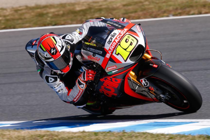Rider Review 2015 - 19 Alvaro Bautista