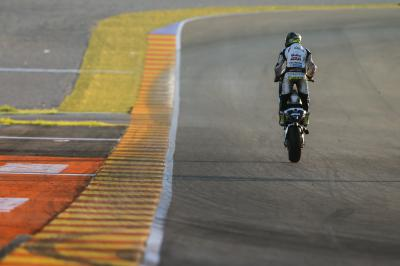 Cal Crutchlow discusses Passion & trust