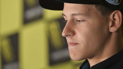 Quartararo: «Quiero ganar el título de Moto3»