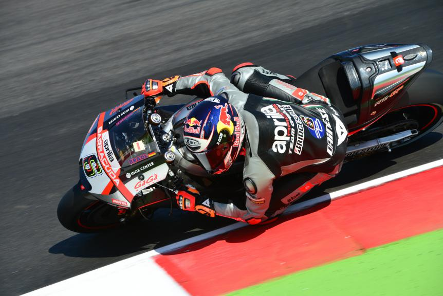 Rider Review 2015 - 6 Stefan Bradl