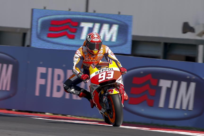 Rider Review 2015 - 93 Marc Marquez