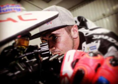 Back to #ValenciaTest #2016StartsNow with @reddingpower https://t.co/HXqn5GC09M