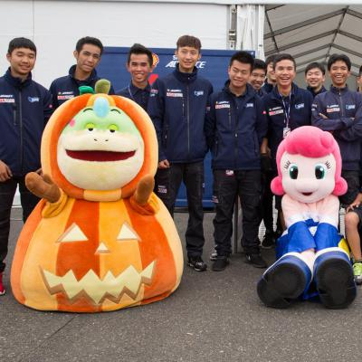 Resumen de la temporada de la Shell Advance Asia Talent Cup