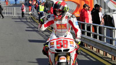 A weekend for SIC in Misano