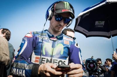 Lorenzo: «Me gustaría probar un Fórmula 1»