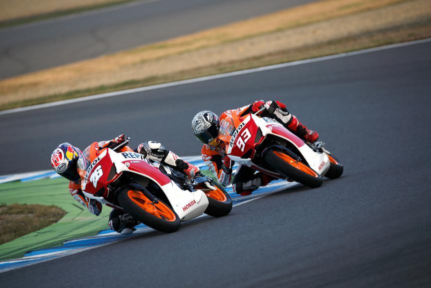 Honda Racing Thanks Day 2015