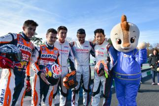 Honda Thanks Day 2015