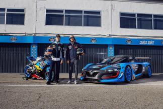 Rabat takes to Jarama circuit