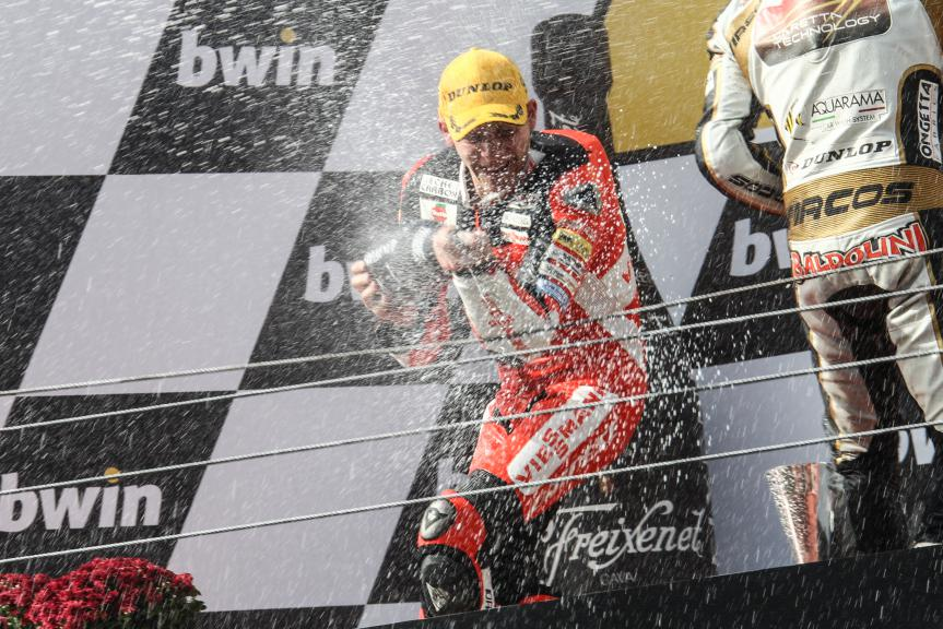 Best moments: Bradl POR 2010