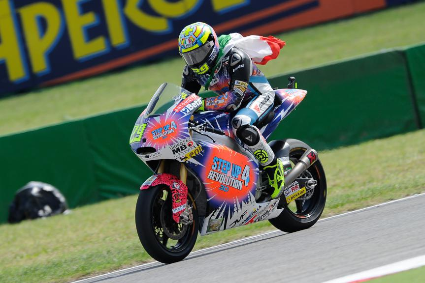Best moments: Iannone RSM 2012