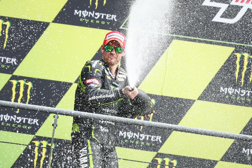 Best moments: Crutchlow FRA 2013
