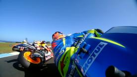 See it from the riders viewpoint with all of the best OnBoard from the 2015 MotoGP™ season.