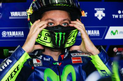 Rossi retira su apelación