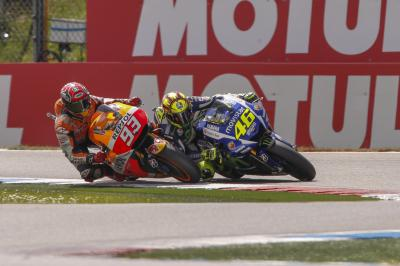 Best of 2015: MotoGP™ Overtakes