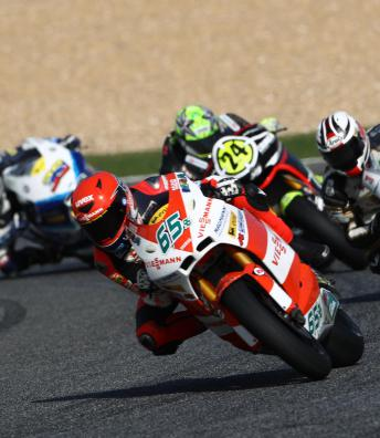 Best Moments: Bradl al GP del Portogallo 2010