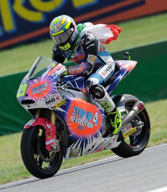 Melhores momentos: Iannone e o GP de São Marino de 2012