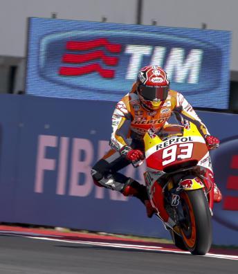 I Piloti 2015: Marc Marquez