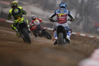 Superprestigio training in Rufea