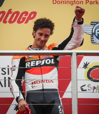 Best Moments: Andrea Dovizioso British GP 2009