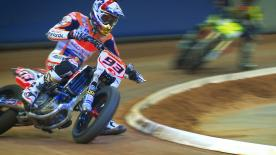 Marquez, Mees, Baker and a plethora of World Championship riders fought hard for honours in the Third Superprestigio to end an exciting 2015 season.