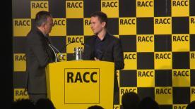 Os melhores pilotos do mundo do passado e da actualidade estiveram presentes na Cerimónia de Entrega de Prémios do RACC, em Barcelona.