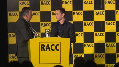 La remise des prix du RACC
