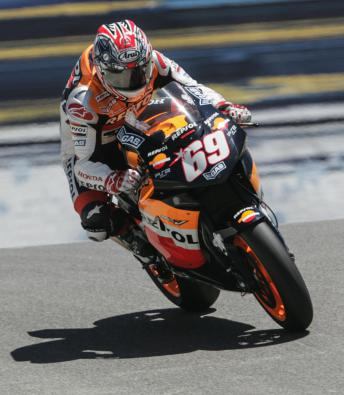 Best Moments: Hayden al GP degli USA 2005
