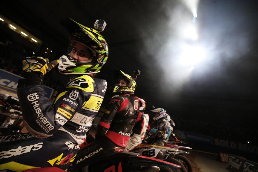 Superprestigio Dirt Track 2015