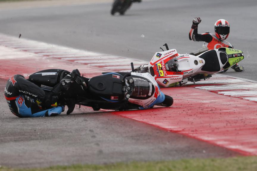 Off Season - Crashes, hits, head to head