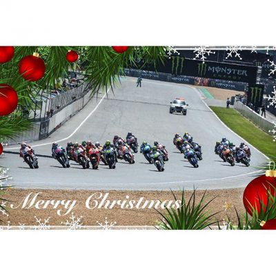 Merry Christmas from #MotoGP! Hope you all have a lovely day in this time for celebration, reflection, thanks... And dodgey photo edits!