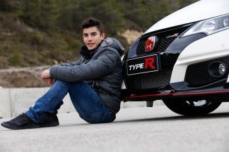Honda Type-R Test Drive