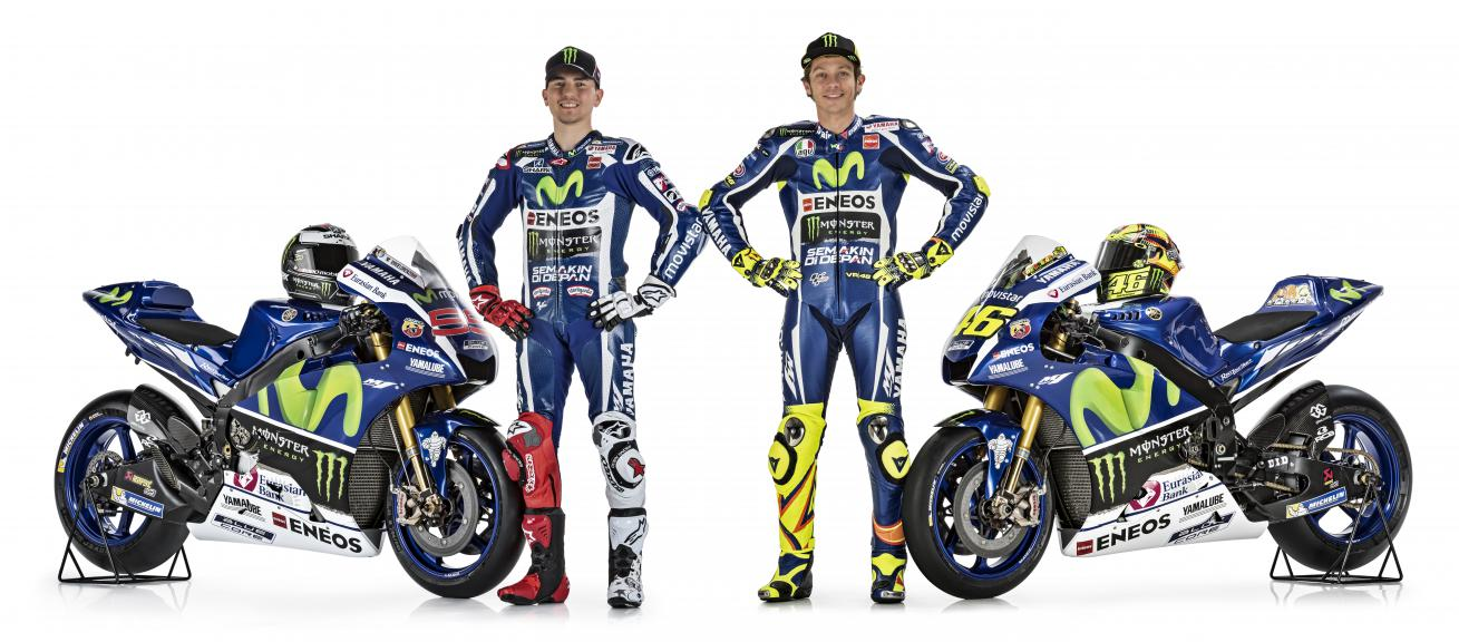 Movistar Yamaha 2016 Launch