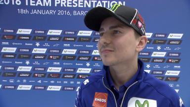 "Lorenzo: ""Our main worry at the moment is the electronics"""