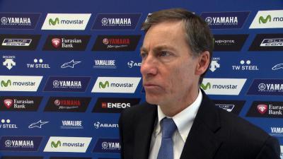 Jarvis: «El principal rival de Rossi es Lorenzo y viceversa»