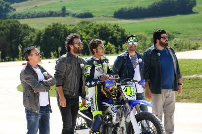 Rossi ospita Masterchef e diventa giudice