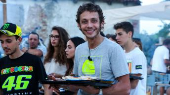 Rossi launches Masterchef in Italy