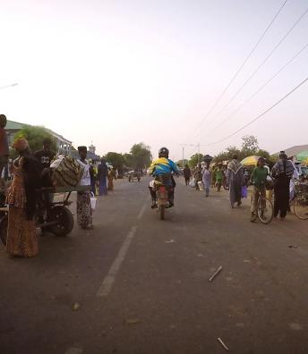 Riders for Health in Gambia