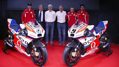 octo pramac yakhnich unveil livery for 2016